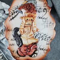 Mały muzyk