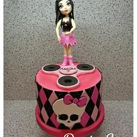 Monster high and spinner