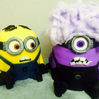 Good Minion vs Evil Minion