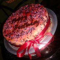 Victoria Strawberry Cake