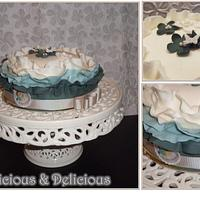 Ruffles and butterflies by Sara Solimes Party solutions