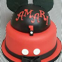 Amari's 1st Birthday