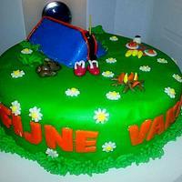 holliday cake