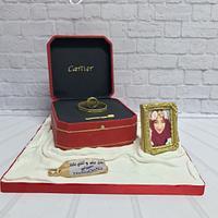 Cartier cake