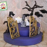 Halloween Dummy Cake Topper