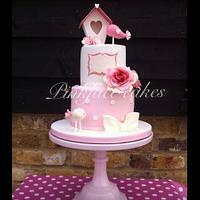 Pinkface cakes