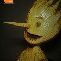 Children's Classic Books Sweet Collaboration - Pinocchio