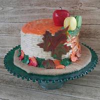 Thanksgiving 🦃 🦃 Cake