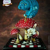 Caterpillar of Alice