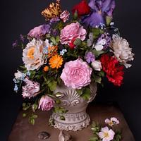 "Sugar flowers ""Baroque.."""
