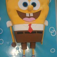 Spongebob by Sandy