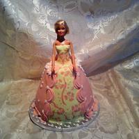 Otra barbie by las tartas de Dulcinea Zuccherona