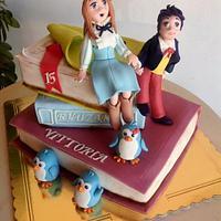 Cake makaru e Pengindrum by Sabrina Di Clemente