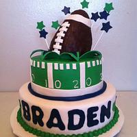 Football Birthday Fun!