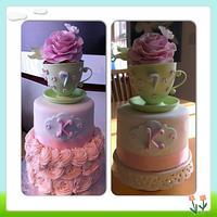 My daughter's birthday cake