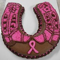 Breast Cancer CakeA