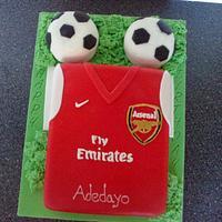 arsenal cakes