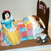 Snow White's Story Time