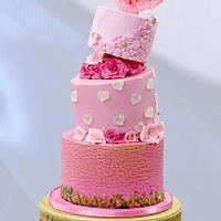 Caker buddies Valentine Collaboration-sugary love