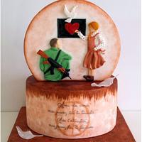 Cake against Violence