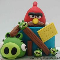 Jack's Angry Birds