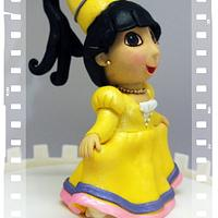 Dora With A Difference... She's Princess Dora!