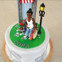 Cora's Birthday Cake