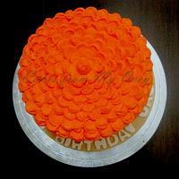 Orange Neon Marigold!
