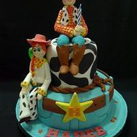 Hadee's Toy Story! =)