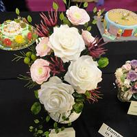 Competition Floral Arrangement