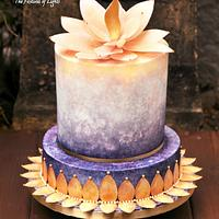 Festival Of Lights Cake Collaboration - Victory Of Light ...
