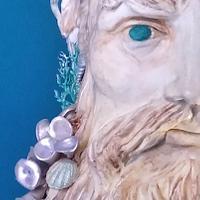 Sculpture of Neptune