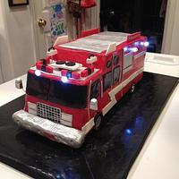Fire Truck!!