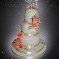 Elegante cake