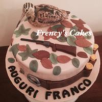 Beccaccia Cake