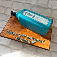 Bombay Sapphire Gin - Mark II