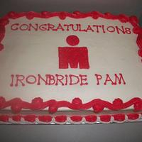 Ironman Bridal Shower