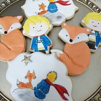 El Principito cookies