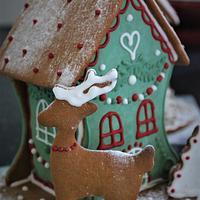 Reindeer house
