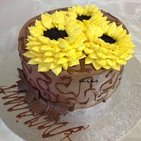 chocolate treat  by Que's Cakes