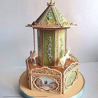 "Gingerbread carousel ""Prague"""