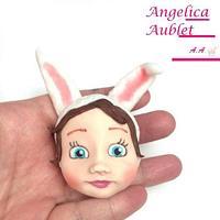 Tutorial little girl head