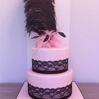 Sex-anta Cake