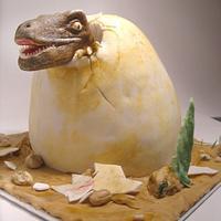 velociraptor by alexeiv