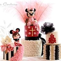 Vintage Ruffles - A Minnie Mouse Collection~