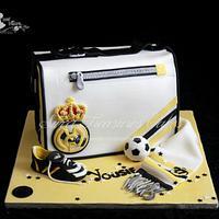 Real Madrid by Sweet Treasures (Ann)