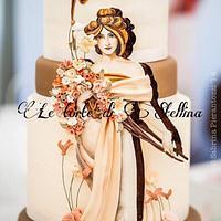 Mucha cake