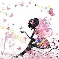 CakesDecor Theme: Beautiful Butterflies