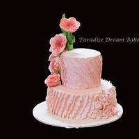 The beautiful bride Rama's cake. by Tema
