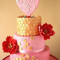 Infinity cake